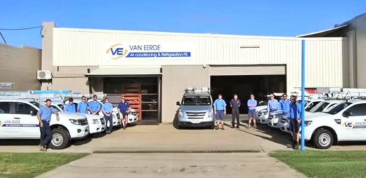 Van Eerde Air Conditioning and Refrigeration